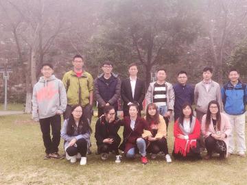 3月26周日下午,雨花台风景名胜景区游玩
