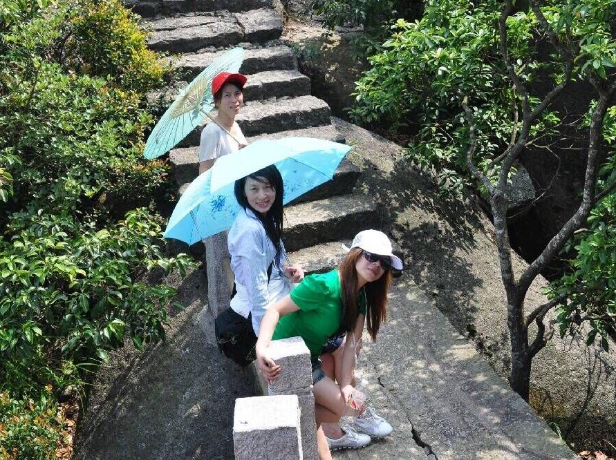 6月3日相约太姥山游玩