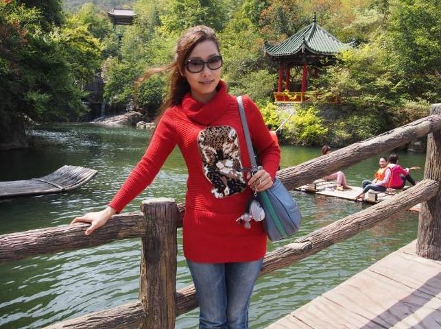 5月26日浪漫相约九龙谷国家森林公园游玩