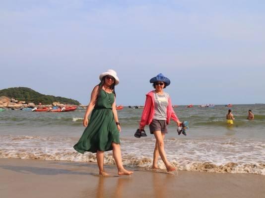 8月5日相约东山岛一天游