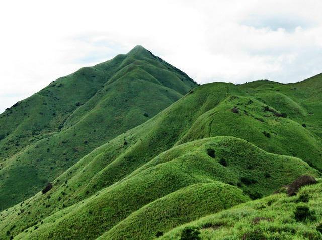 惠州徒步 登惠东大南山(看绿色小武功山)