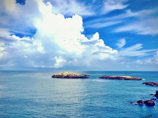 我想和你一起在渔山岛浪费时光