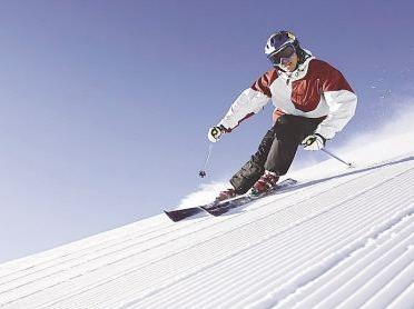 绍兴乔波冰雪世界滑雪