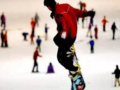 2018.01.06 滑雪体验