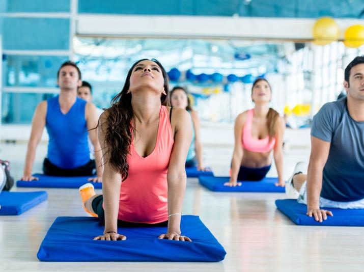 免费瑜伽公开课