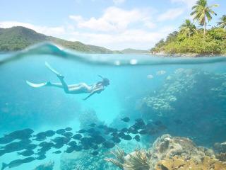 去三亚后海赏景海,看海潜水