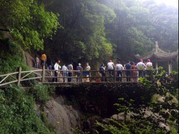 苏州52驴行户外驴友群莫干山休闲徒步