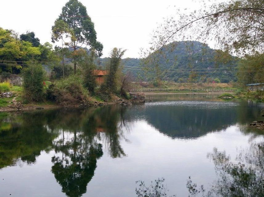 4.8 徒步柳版千岛湖(13公里)