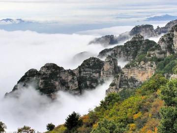5月19日白石山登山徒步特惠门票一日游