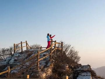 6月23日白石山登山徒步特惠门票一日游
