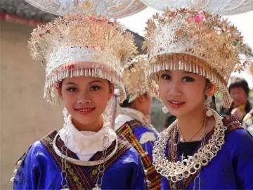 春节2.17-21贵州黄果树 西江苗寨