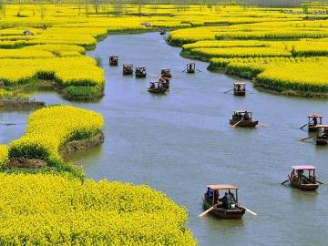 (清明二日活动)扬州-瘦西湖-何园