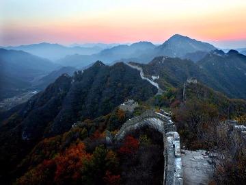 11月3日周六箭扣京郊最美长城穿越