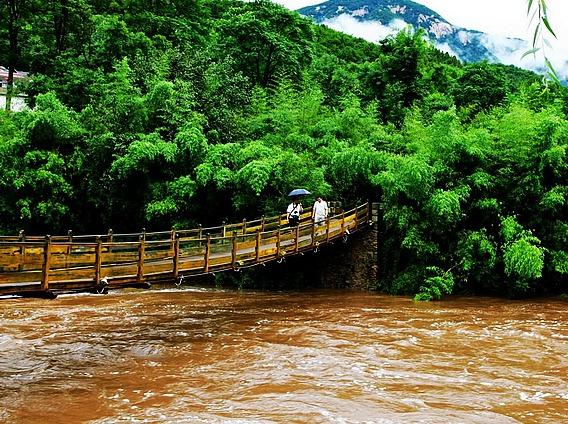 5月14日周日.相约4A景区神灵寨