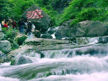 杭州东天目山,太湖源休闲自驾2日游