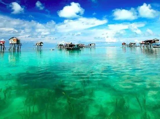 夏日来临,亲近大海,感受浮潜跳岛魅力