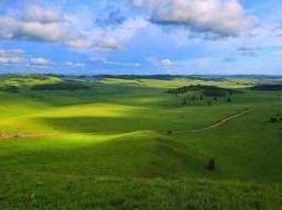 乌兰布统-草原风光摄人心魂