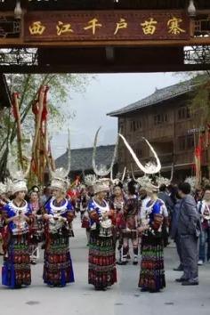 【2017年春节】黄果树瀑布,西江苗寨六日品质游