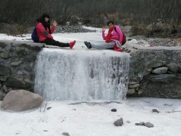 周六3月4日免费最美王平古道冰瀑休闲摄影