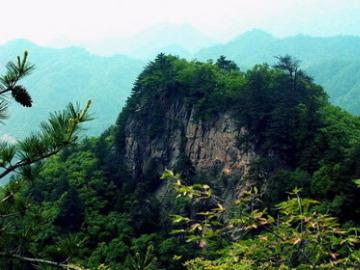 11月5日周日临朐八歧山穿越