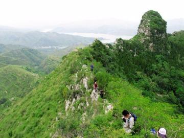 10月29日周日青龙山~双崮堆山经典穿越