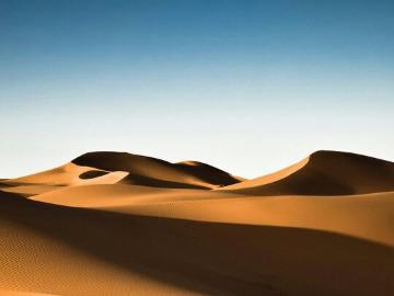 首期清明库布其沙漠徒步穿越