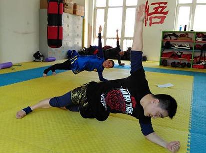 核心力量训练、格斗训练