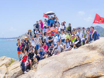 3月24号惠州海螺角海岸线徒步