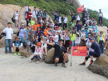 3月17号惠州罗浮山穿越