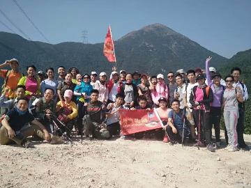 广州增城白水寨穿越(12.03)