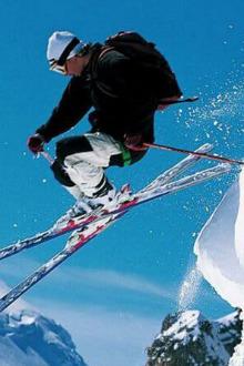 每周三130元怀北滑雪