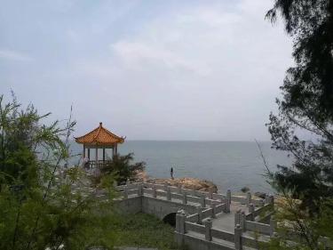深圳最美的渔村-鲨鱼湾海岸线徒步一日游