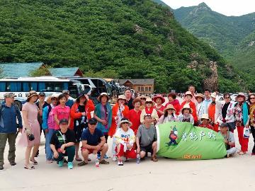 舟影户外9月7—8日两天一夜安波温泉活动