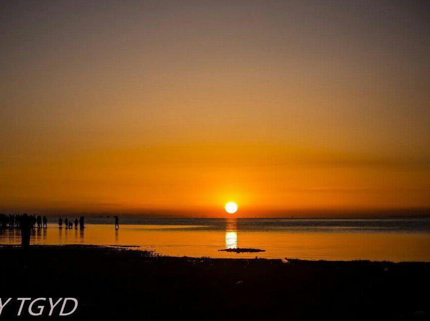 3月23日夜徒石湖