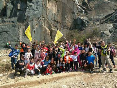 (周活动)本周4月23日阳树爬山活动