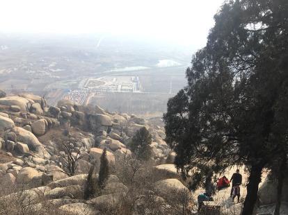 邹城峄山风景区一日游