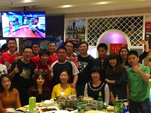 3月23日中国VS韩国—厦门看球聚会