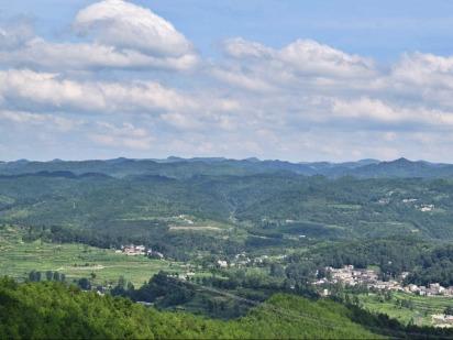 6月2日骑行偏坡布依族乡