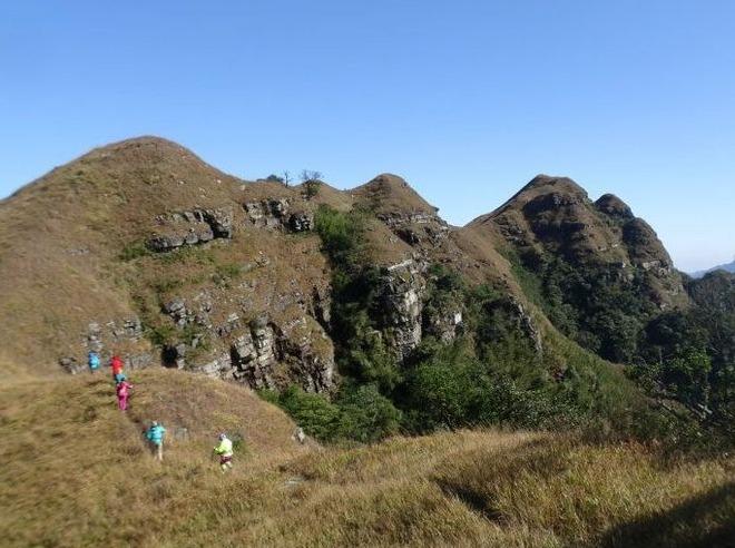 五一节桃花岭-岳麓山穿越徒步
