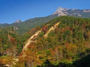 9日周六:登秋染云髻山,穿越枫叶丛林
