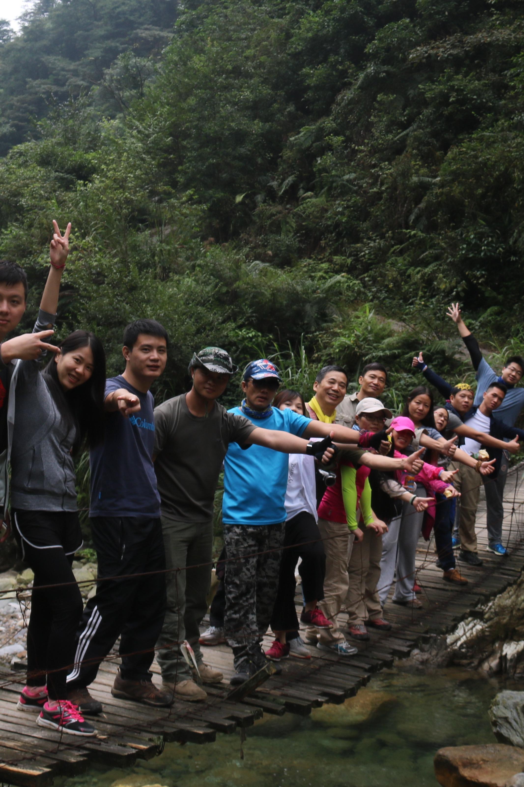 周末一起登青秀山(免费参与)