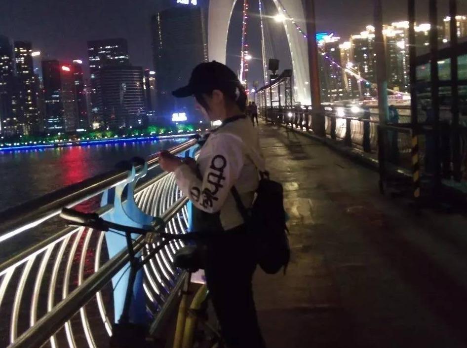 【3月9日】周四夜骑珠江,邂逅小蛮腰
