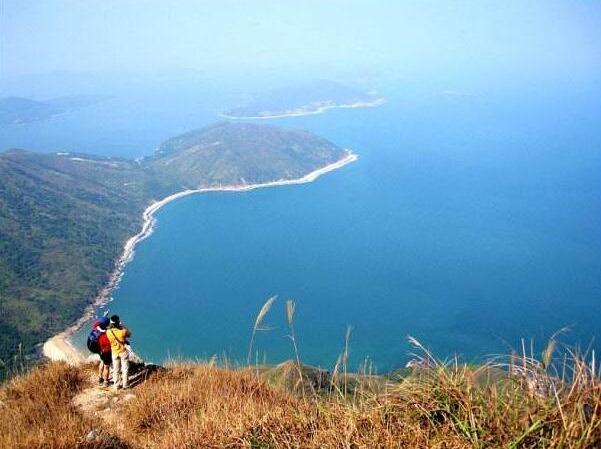 香港亚洲最美路线、麦里浩径二段徒步一日游