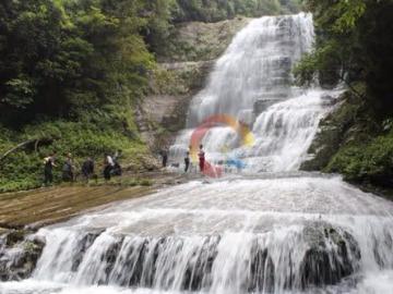 6.24-6.25探秘黔东南白水河瀑布群