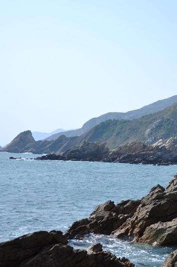 最美丽海岸线—东西冲徒步穿越 一起看海去