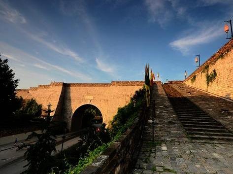 徒步明城墙免费段