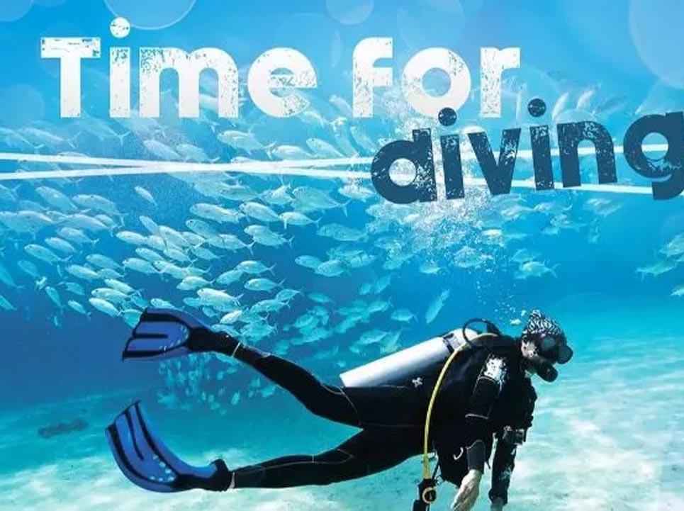 【恒温潜水体验】Get你的潜水技能