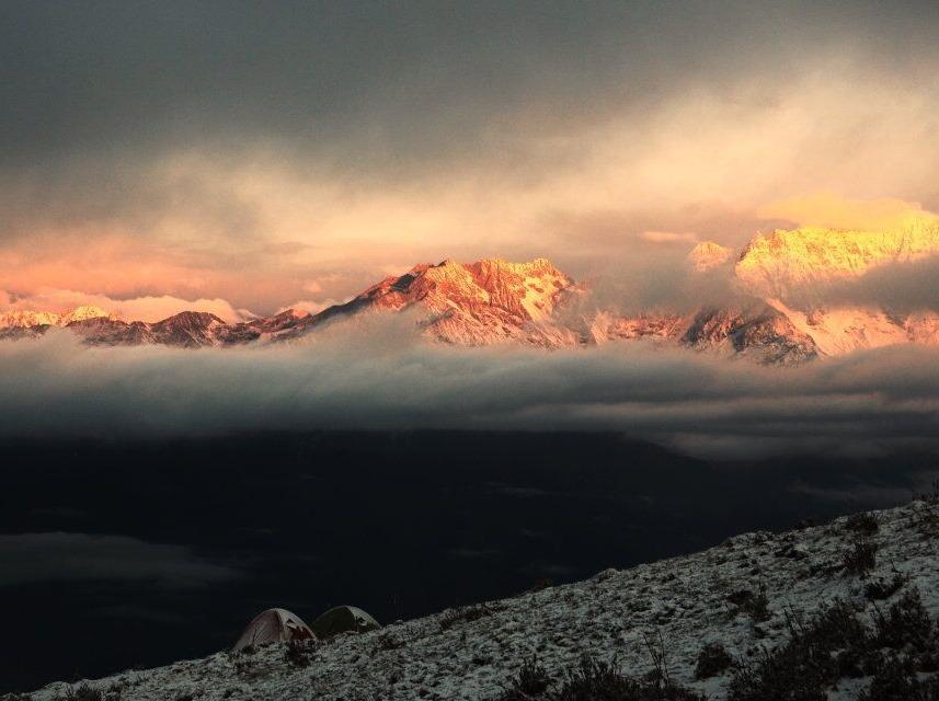 红岩顶360°观景平台