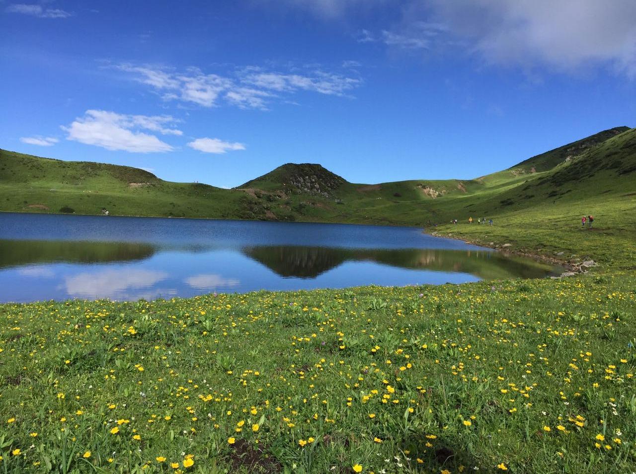 6月30日-1日相约 九顶山穿越