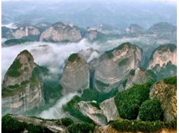 国庆节—就要去丹霞山游一游
